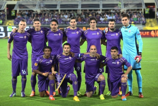 FIORENTINA, BENE LA PRIMA IN EUROPA LEAGUE