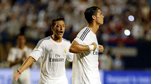 IL REAL MADRID BATTE IL CHELSEA 3 A 1.