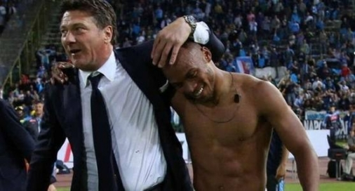 MAZZARRI VUOLE ZUNIGA ALL'INTER.