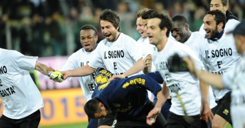 "PARMA, ""L'INCUBO EUROPA LEAGUE"""