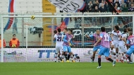 SERIE A, IL NAPOLI NON RIESCE AD APPROFITTARE. IL CATANIA VEDE L'EUROPA.