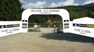 INAUGURATO L'A.C. CESENA VILLAGE - I BIANCONERI IN RITIRO CON I TIFOSI
