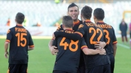 ROMA, OSTACOLO PESCARA SULLA CORSA ALLEUROPA LEAGUE