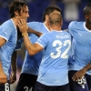 EUROPA LEAGUE: SPETTACOLO LAZIO, 6-0 AL RABOTNICKI. LA ROMA PERDE IN SLOVACCHIA.