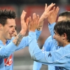 MILAN-NAPOLI, TELENOVELA HAMSIK