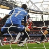 ARSENAL - UDINESE 1-0. I BIANCONERI FANNO UNA GRANDE PRESTAZIONE ALL'EMIRATES STADIUM. IL 24 IL RITORNO AL FRIULI.